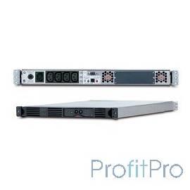 APC Smart-UPS 750VA SUA750RMI1U Line-Interactive, Rack Moun 1U, USB