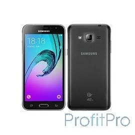 "Samsung Galaxy J3 (2016) SM-J320F/DS black (чёрный) 5"",1280 x 720,4G LTE, Wi-Fi, GPS, ГЛОНАСС,8 МП+5МП,8 Гб,microSD,Android 5."