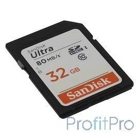 SecureDigital 32Gb SanDisk SDSDUNC-032G-GN6IN SDHC Class 10, UHS-I