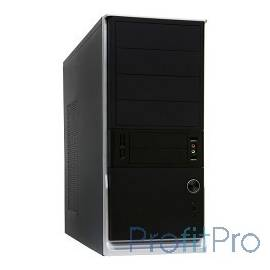 Foxline FL-942-FZ450R Black ATX,450W,2xUSB,Black,8cm.fan on the rear,12 cm fan PSU, power cord