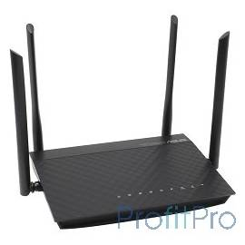 ASUS RT-AC1200G+ Dual-band Gigabit Router (RTL) (4UTP 10 / 100 / 1000Mbps, 1WAN, 802.11a / b / g / n / ac, USB, 4x5dBi)