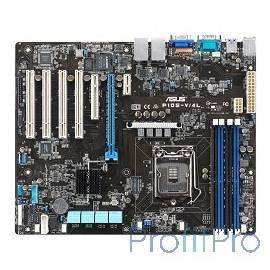 Asus Материнская плата P10S-V/4L (RTL) LGA1151, C236, DDR4, PCI-E, GBL, SATAIII, RAID, D-Sub, ATX