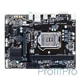 Gigabyte GA-H110M-H RTL S1151, iH110, DDR4, PCI-E, SATA 6Gb/s, ALC887 8ch, GBL, USB3.0, D-SUB, HDMI, mATX