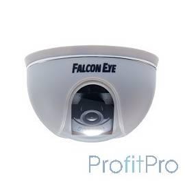 Falcon Eye FE D80C цветная купольная видеокамера Разрешение: 700 ТВЛ.Чувствительность: 0,1 Лк.Матрица: CMOS, 1/3 дюйма.