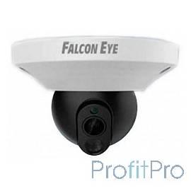 "Falcon Eye FE-IPC-DWL200P 2Мп купольная IP камера Матрица 1/2.8"" SONY 2.43 Mega pixels CMOS 1920x1080P*25k/с Дальность ИК подсв"