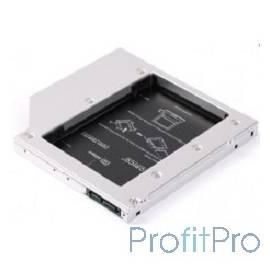 ORICO L95SS-SV Салазки для подключения HDD 2,5&apos&apos в отсек привода ноутбука Orico L95SS-SV, шт