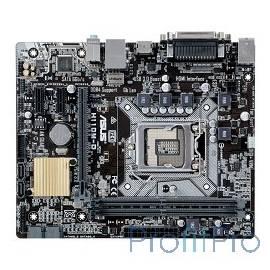ASUS H110M-D RTL Материнская плата Soc-1151 Intel H110 2xDDR4 mATX AC`97 8ch(7.1) GbLAN+VGA+HDMI