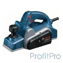 Bosch GHO 6500 Рубанок электрический [0601596000] 650 Вт, 16500 об/мин, 2,8кг