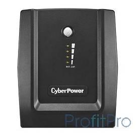 UPS CyberPower UT2200EI 2200VA/1320W USB/RJ11/45 (4+2 IEC) black