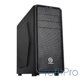Case Tt Versa H25 Midi Tower Black, w/o PSU [CA-1C2-00M1NN-00 ]