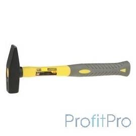 Молоток слесарный Fiberglass 400 г с фиберглассовой рукояткой, STAYER Professional 20050-04 [20050-04_z01]