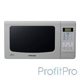 Микроволновая печь SAMSUNG ME83KRQS-3, серый