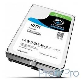 10TB Seagate SkyHawk (ST10000VX0004) SATA 6 Гбит/с, 7200 rpm, 256 mb buffer, для видеонаблюдения