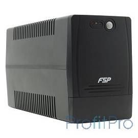 FSP DP1000 PPF6000800 Line interactive, 1000VA/600W, 4*IEC