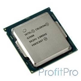 CPU Intel Celeron G3900 Skylake OEM 2.8ГГц, 2МБ, Socket1151
