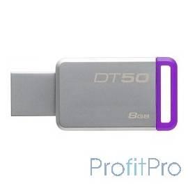 Kingston USB Drive 8Gb DT50/8GB USB3.1
