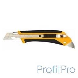 "Нож OLFA ""AUTOLOCK"", двухкомпонентный корпус, 18мм [OL-L5-AL]"