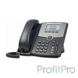 Cisco SB SPA504G-XU Cisco 4 Line IP Phone With Display, PoE and PC Port-Crypto Disable ( без БП )