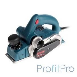 Bosch GHO 26-82 D Рубанок электрический [06015A4301] 710Вт, 82мм, 2.6мм, 16000об/мин, 2,6кг, линейка