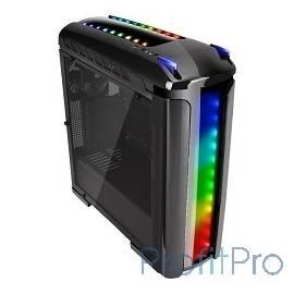 Case Tt Versa C22 RGB черный без БП ATX 5x120mm 1x140mm 2xUSB2.0 2xUSB3.0 audio bott PSU [CA-1G9-00M1WN-00]