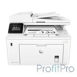 HP LaserJet Pro M227fdw G3Q75A принтер/сканер/копир/факс, A4, 28 стр/мин, ADF, дуплекс, USB, LAN, WiFi (замена CF485A M225dw)