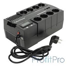 UPS CyberPower Brics BR700ELCD 850VA/420W USB/RJ11/45 (4+4 EURO)