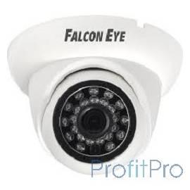 FALCON EYE FE-ID1080MHD/20M Камера видеонаблюдения 3.6 мм, белый