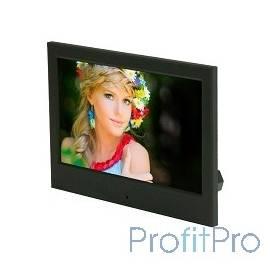 RITMIX RDF-710 Black диагональ экрана 7&apos&apos, разрешение 800x480, питание от сети, поддержка USB-накопителей, цвет: черны