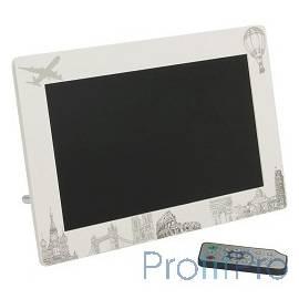 RITMIX RDF-1014 экран с диагональю 10.10&apos&apos, разрешение 1024x600, соединение с компьютером по USB, проигрывание видео, п