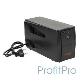 Exegate EP244541RUS ИБП Exegate Power Back BNB-400 400VA, Black, 2 евророзетки