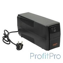 Exegate EP244543RUS ИБП Exegate Power Back BNB-600 600VA, Black, 2 евророзетки