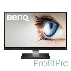 "LCD BenQ 23.8"" GW2406Z черный IPS LED 1920x1080 5ms 16:9 250cd 178гр/178гр D-Sub HDMI DisplayPort"
