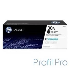 HP CF230A Картридж 30A, Black M203/MFP M227 (1600 стр)