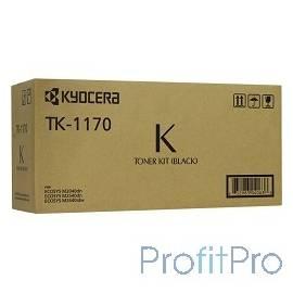 Kyocera-Mita TK-1170 Тонер-картридж, Black M2040dn, M2540dn, M2640idw (7200стр.)