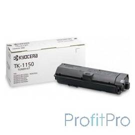 Kyocera-Mita TK-1150 Тонер картридж P2235dn,P2235dw, M2135dn,M2635dn,M2735dw (3000 стр.)