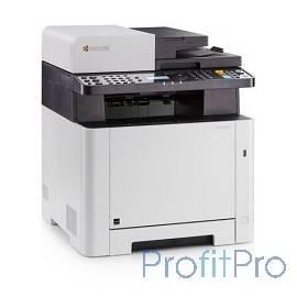 Kyocera M5521cdw 1102R93NL0 Цветной копир-принтер-сканер-факс,А4,21 ppm,1200 dpi,512 Mb,USB,Network,Wi-Fi,дуплекс,автоподатчик
