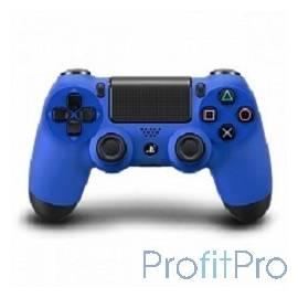 Sony PS 4 Геймпад Sony DualShock Blue v2 (CUH-ZCT2E)