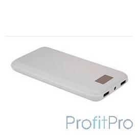 Continent PWB80-262WT Аккумулятор внешний портативный, 8000mAh, белый