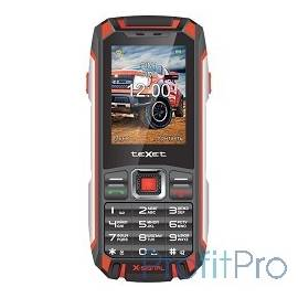 TeXet TM-515R цвет черный-красный (X-signal) 126039
