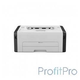 Ricoh SP 220Nw [408028] принтер,A4,Лазер, 23 стр./мин.макс.нагруз 20K стр./месяц,подача 150+1 лист,Процессор 360МГц,128Мб ОЗУ,G