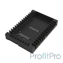ORICO 1125SS-BK Салазки для подключения HDD 2,5&apos&apos в отсек HDD 3,5&apos&apos (черный)