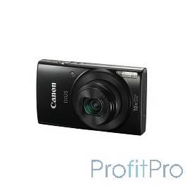 "Canon IXUS 190 черный 20Mpix Zoom10x 2.7"" 720p SDXC CCD 1x2.3 IS opt 1minF 0.8fr/s 25fr/s/WiFi/NB-11LH"