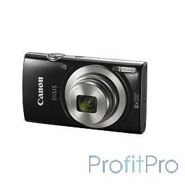 "Canon IXUS 185 черный 20Mpix Zoom8x 2.7"" 720p SD CCD 1x2.3 IS el 1minF 0.8fr/s 25fr/s/NB-11LH"