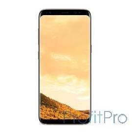"Samsung Galaxy S8 64Gb SM-G950 Gold (желтый топаз) 5.8"",1440x2960,4G LTE, Wi-Fi, GPS, ГЛОНАСС,12 МП OIS (F1.7)+8МП,64 Гб,micro"