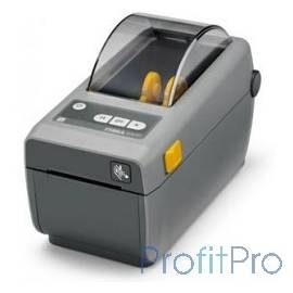 "Zebra ZD410 [ZD41022-D0EM00EZ] 2"", 203dpi, USB, USB Host, BTLE"