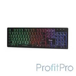 Клавиатура проводная с подсветкой Smartbuy ONE 305 USB черная [SBK-305U-K]