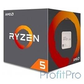 CPU AMD Ryzen Ryzen 5 1600 BOX 3.4/3.6GHz Boost, 19MB, 65W, AM4