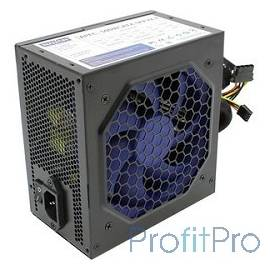 NAVAN APFC-550W 120мм blue fan, APFC, SCP, OVP,UVP, TC, DUAL EMI, черное покрытие, OEM, , шт