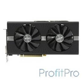 Sapphire RX 580 8G GDDR5 256b NITRO+ RX 580 8G OC AMD RX580 8192Mb 256b GDDR5 1411/8000 DVI (11265-01-20G) RTL