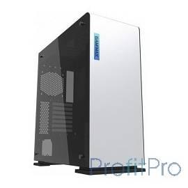 GameMax Корпус [9909 Vega whitePerspex] (Midi Tower, ATX, white + Perspex, RGB LED) (без БП)
